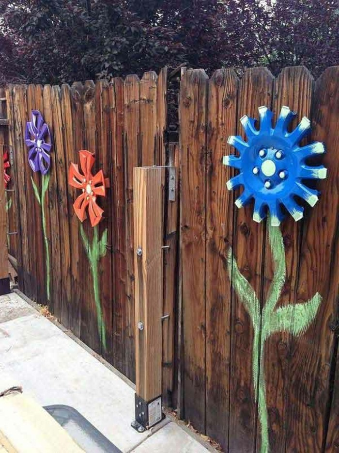 Decorating ideas Reusing old objects