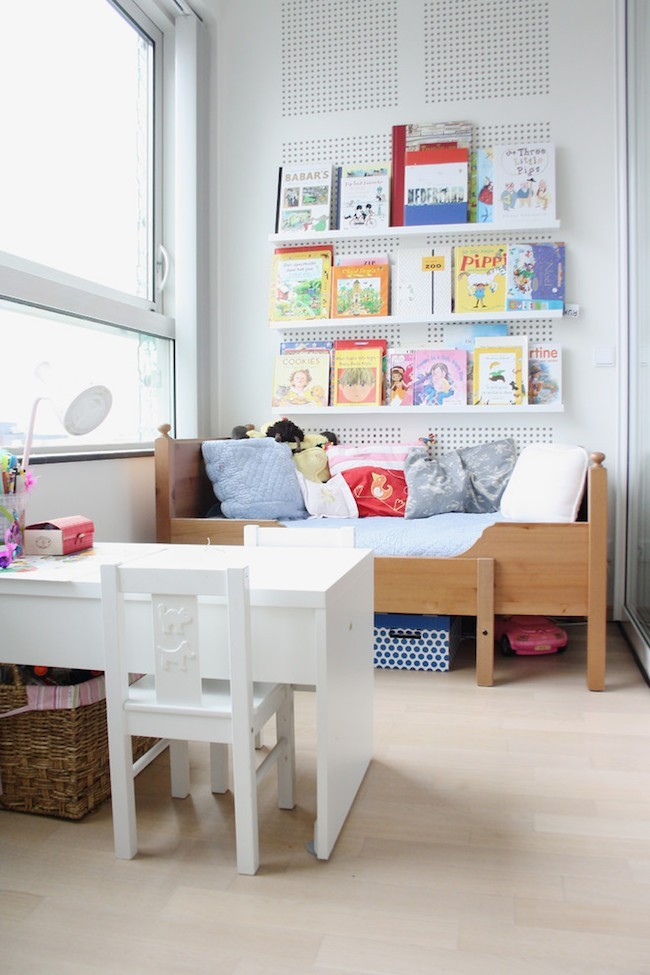 Small nursery idea kids furniture
