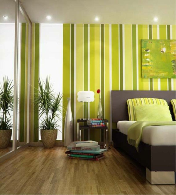 ideas spring colorfull bedroom