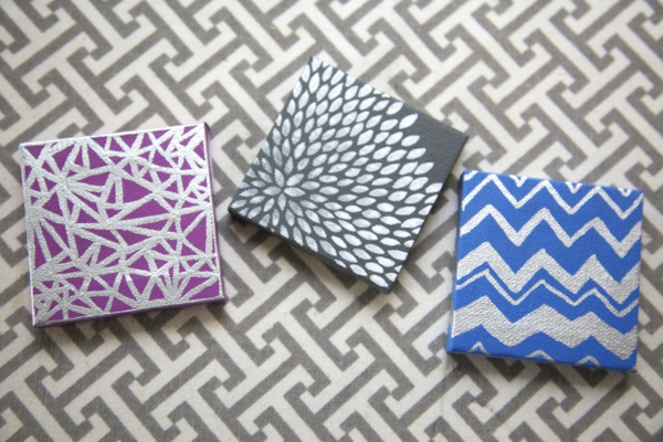 Create your own canvas pictures diy pattern different