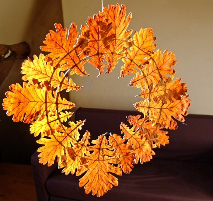 autumn decoration idea color design 3