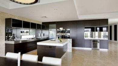 Photo of Kitchen back wall ideas – a mirror effect with many advantages!