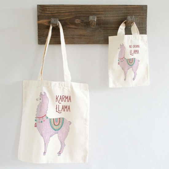 cloth bag birthday gifts birthday decorations south american lama