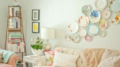 Photo of Make wall decoration yourself – 24 great decoration ideas for the empty wall!