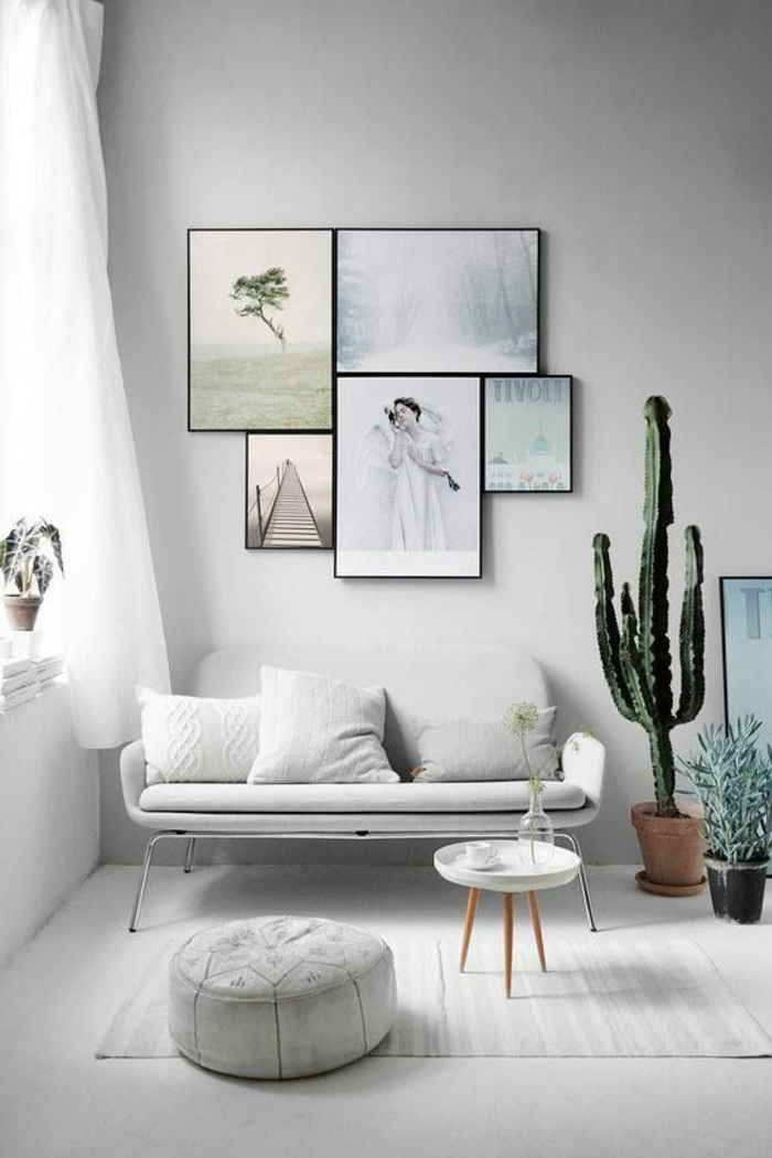 indoor plants living room deco plants potted plants wall decoration