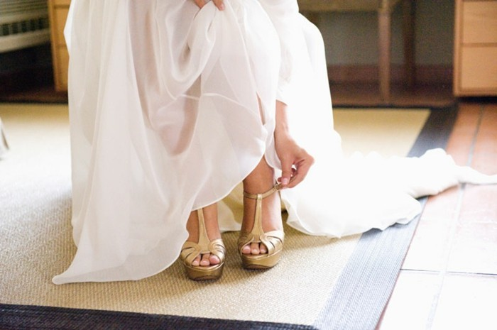buy sandals gold bridal shoes online