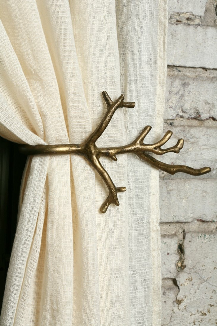 curtain holder curtain clamps curtains accessories teddybear antlers