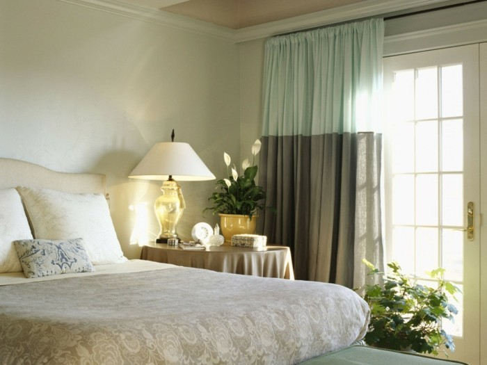 living ideas bedroom trendy curtains for a stylish ambience