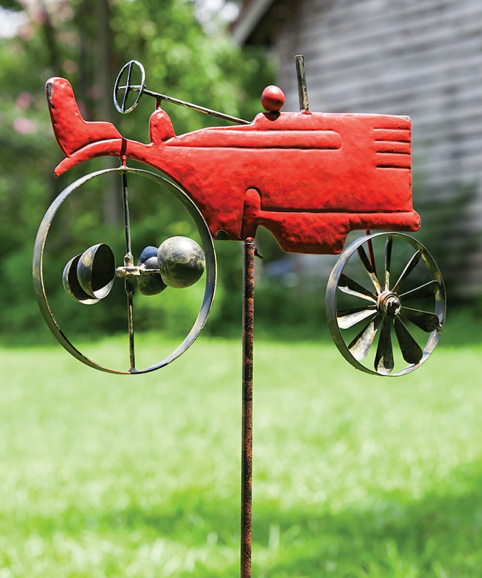 garden ideas vintage garden decoration tug figure