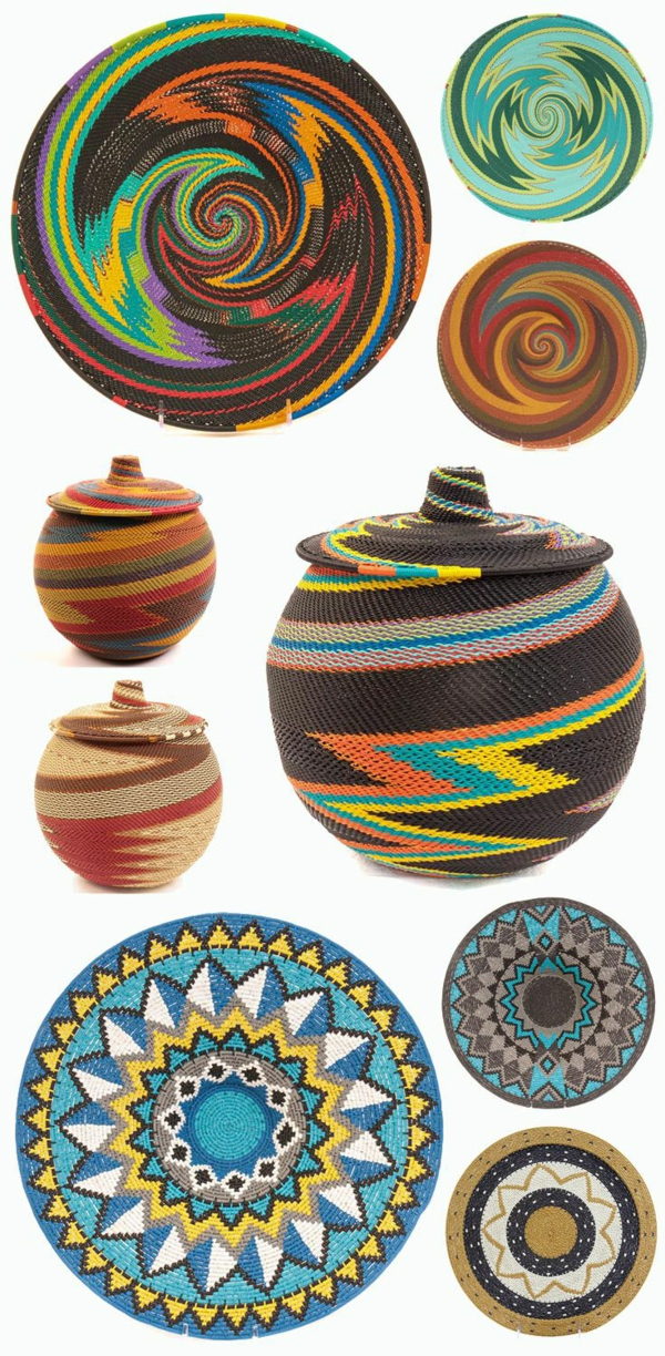 africa decoration colorful african patterns colors