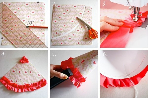 Make paper bags yourself birthday party