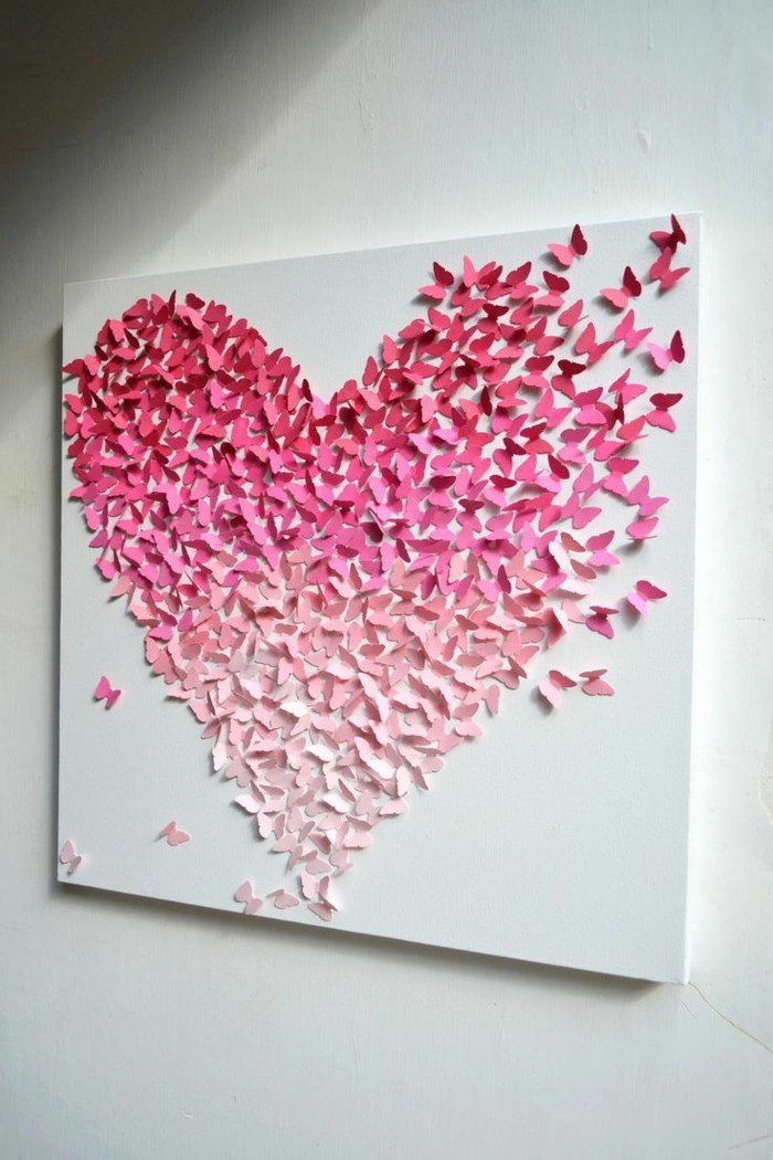 all the best for valentines day wall design ideas heart