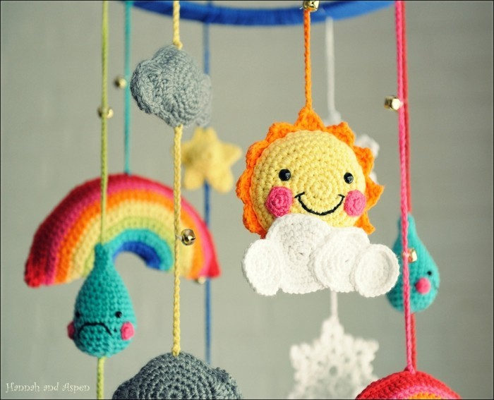 diy ideas deco ideas mobiles 68