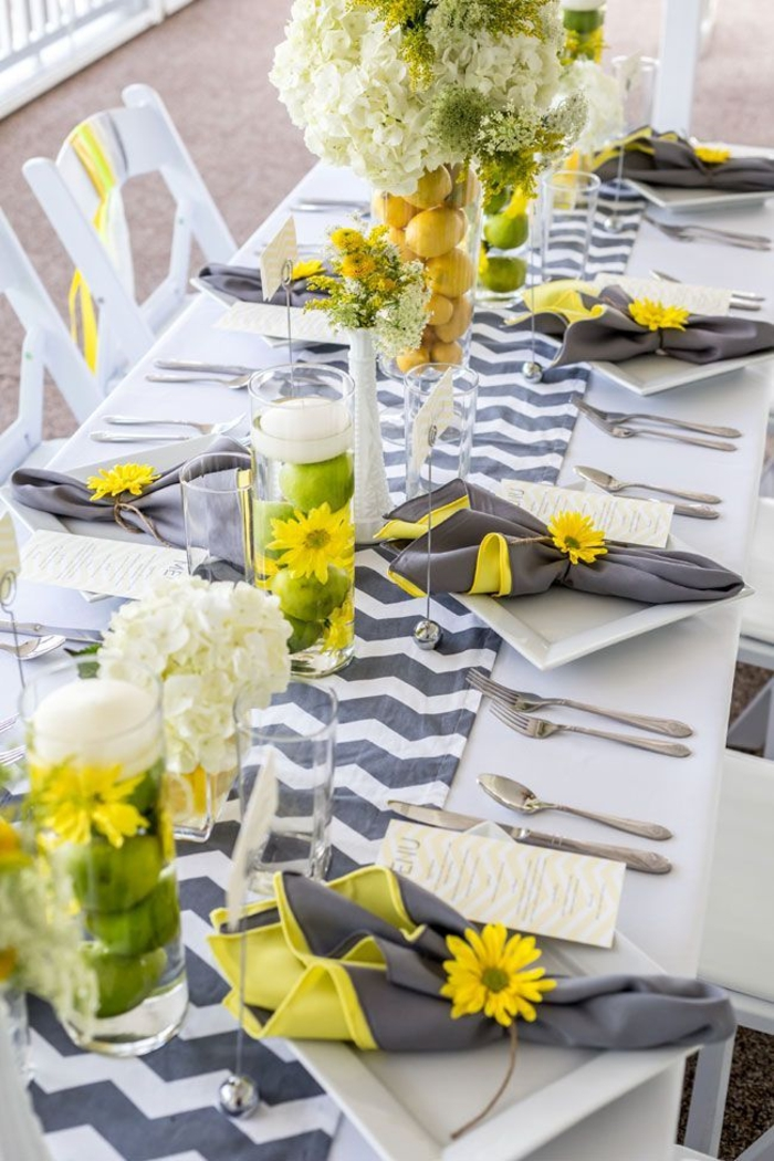 Napkins Wedding Folds 40 Ideas For A Beautifully Decorated Table