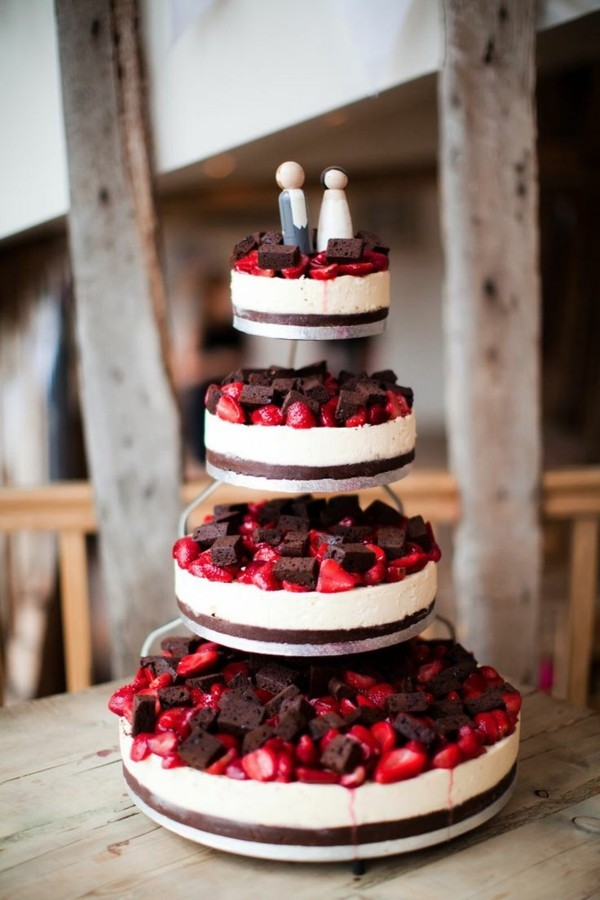 Cake stand wedding simply self-power