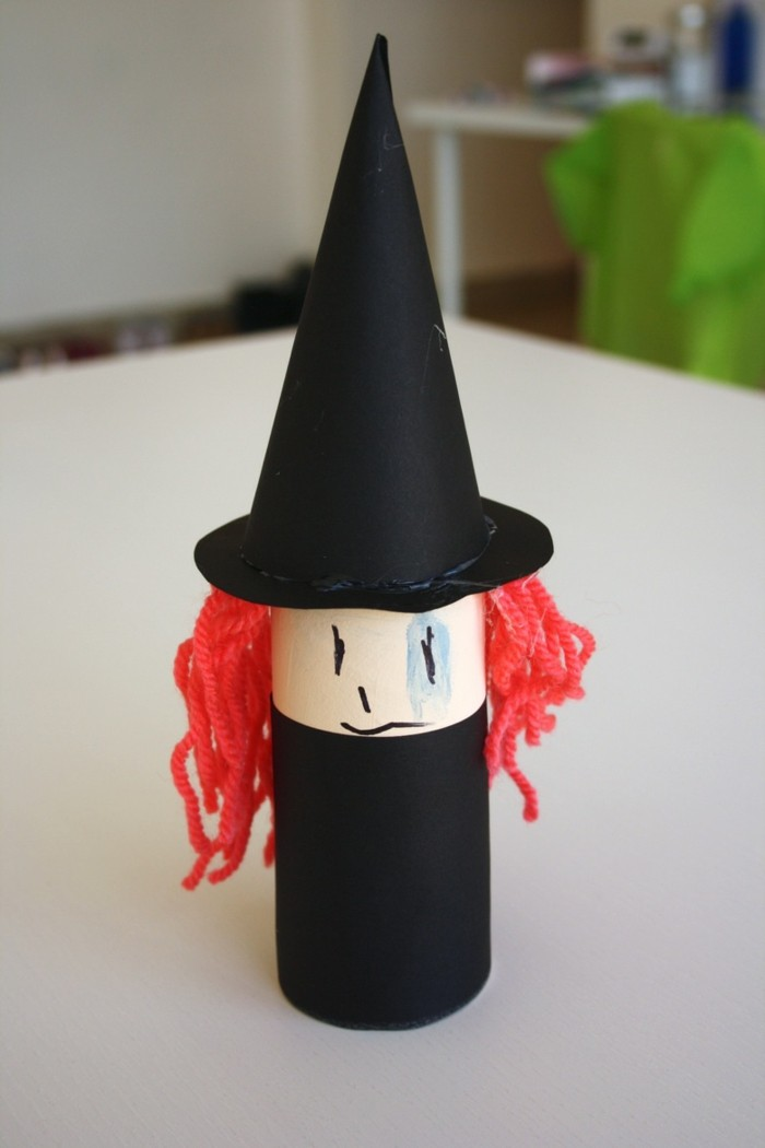 diy ideas deco ideas tinker with kids witch