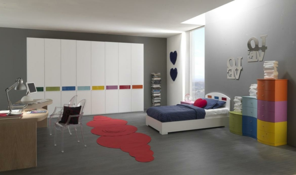 youth room design beautiful modern spacious