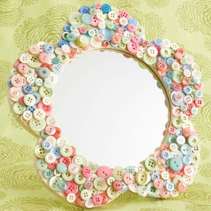 diy ideas deco ideas mirror frame