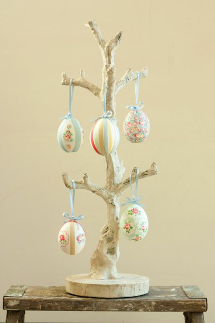 decorating easter easter eggs tree wood easter eggs hanging
