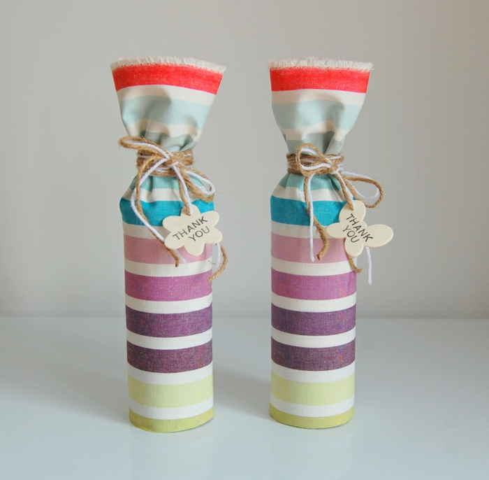 diy ideas deco ideas bottles gift ideas