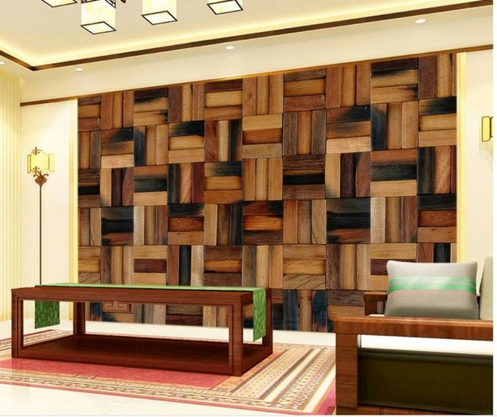 wooden wall decoration 2