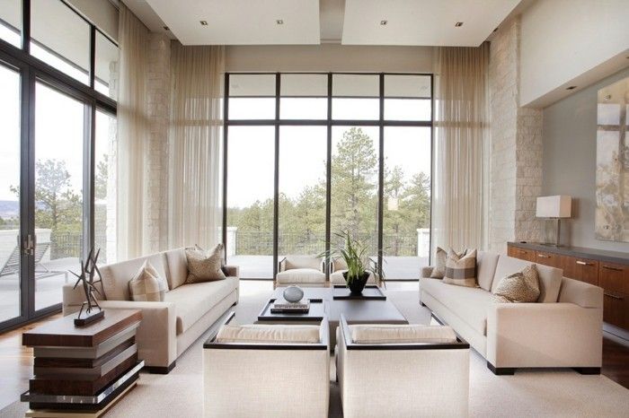flat design home idea window design floor to ceiling windows