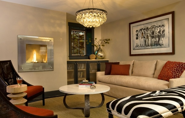 small living room couch candelabra