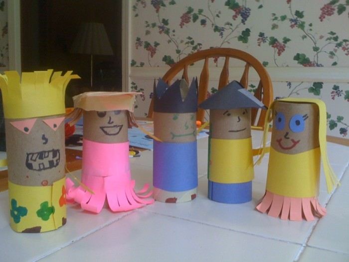 tinker with paper towels diy ideas decorating ideas tinker with children owls mini male