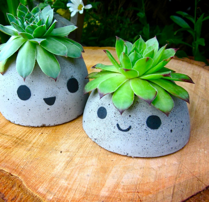 garden embellish accessories cute plant containers