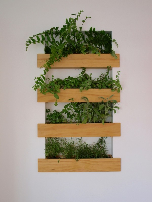 DIY planter vertical planter
