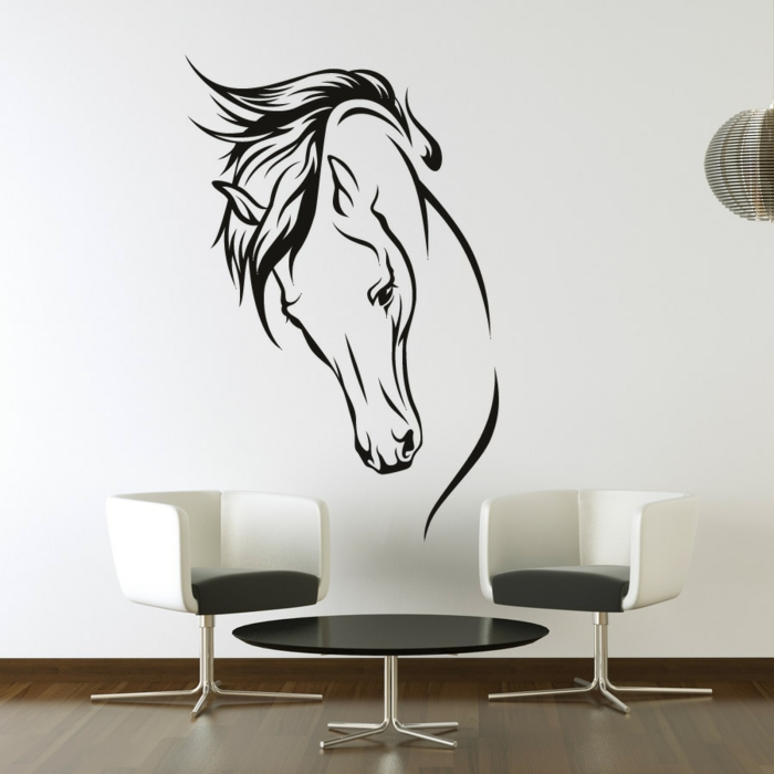 wall decals home decor wall decor horse wall decal
