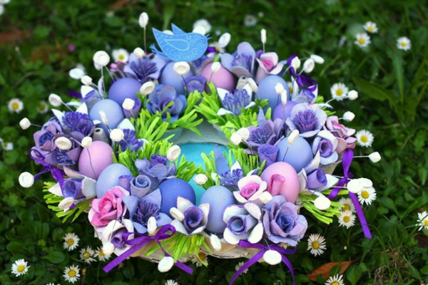 easter decoration yourself make easter decoration ideas