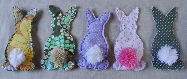 decorate easter decoration sewing easter bunny decorate