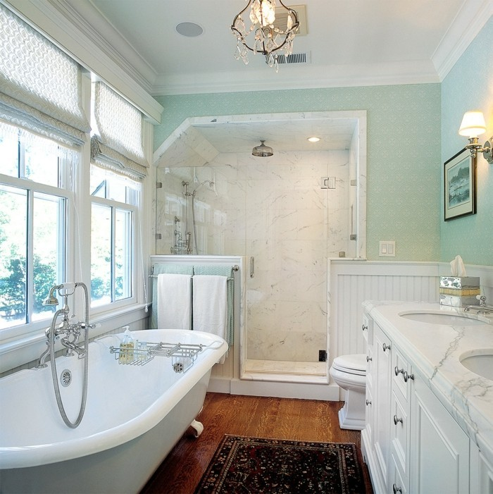 mint color appearance wall