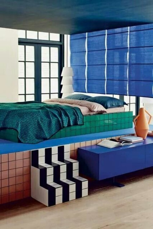 Wall colors ideas great blue
