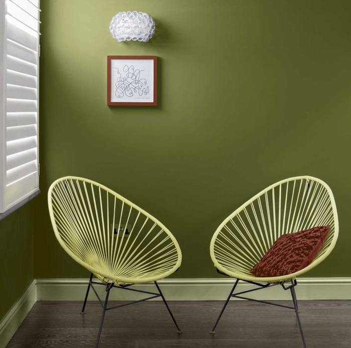 Residential Colors Wall Colors Trends Interior Design Color olive Design