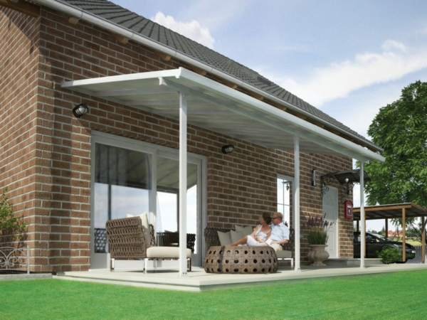 patio roofs wooden frame