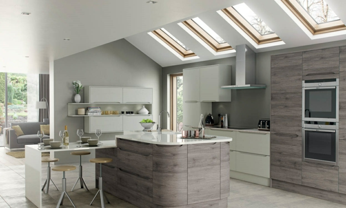 mix and match kitchen pictures modern kitchens