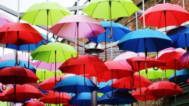 Photo of The latest trend for your home – decoration with umbrellas