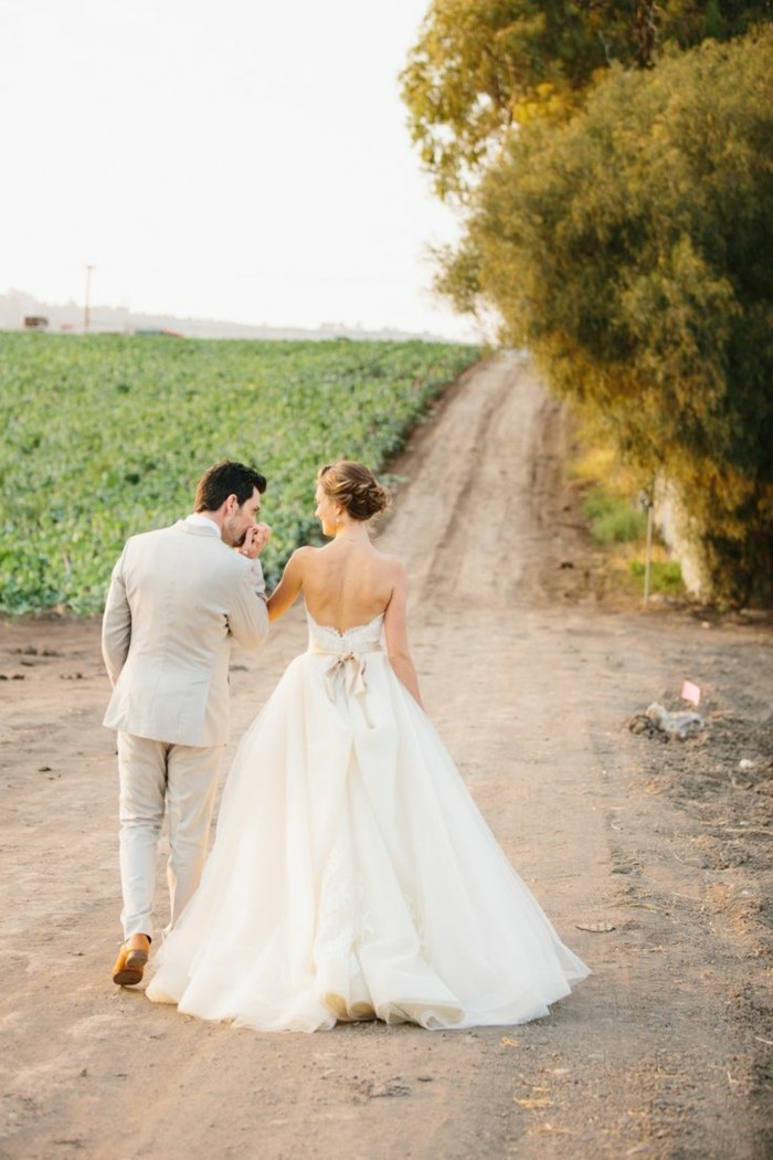 Wedding in the countryside