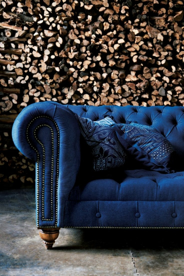 light and color coloration meaning colors blue sofa
