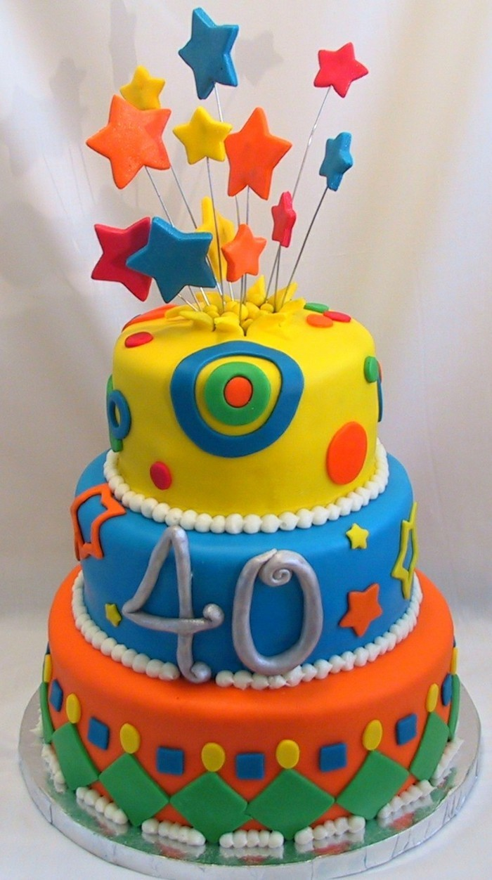 pies decorate colored deco ideas with fondant