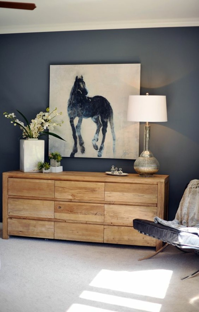 horses pictures as wall decoration