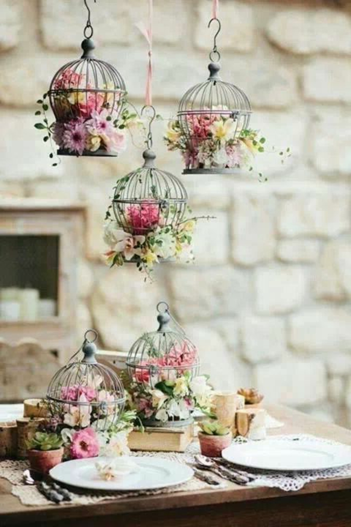 garden ideas great table decoration hanging deco