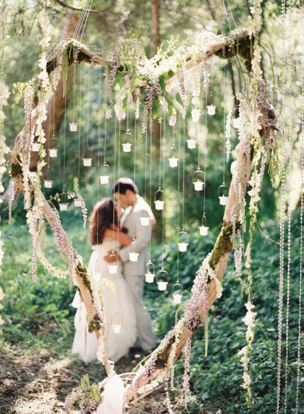 forest wedding wedding trends 2018 wedding decoration