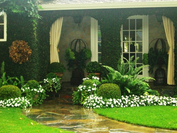 gardening pictures deco ideas green meadow house plants