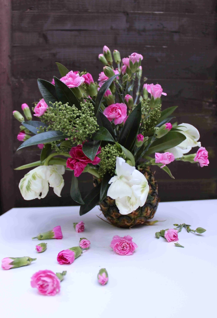 deco flowers arrange deco ideas
