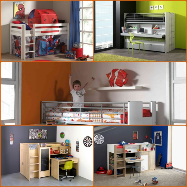 Small children's room set up children's beds children's room ideas
