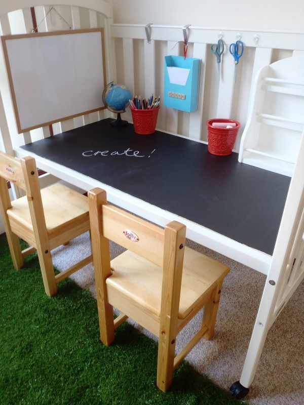 nursery ideas from old make new