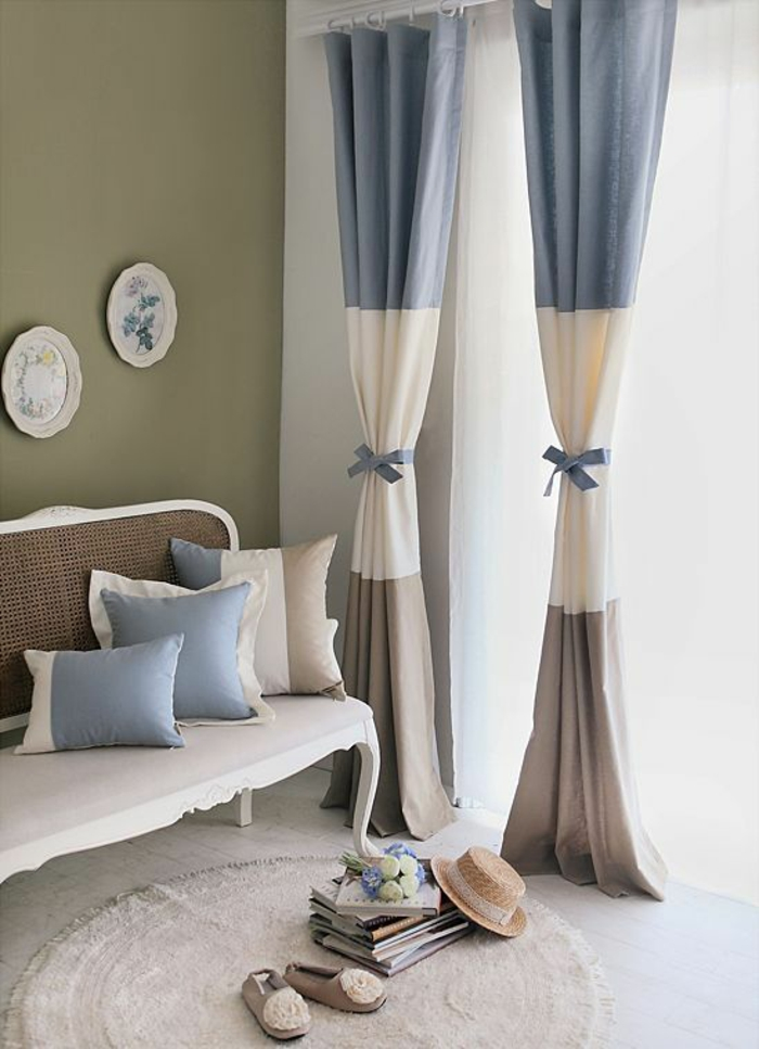 curtains curtains modern design stripes home textiles